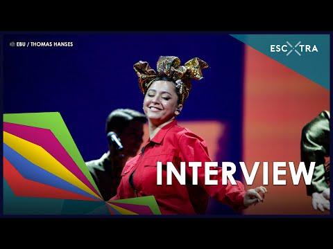 INTERVIEW: Manizha (Russia 2021) / ESCXTRA