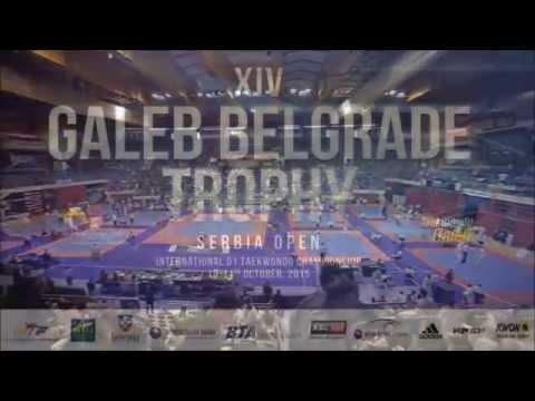 Galeb Belgrade Trophy 2015