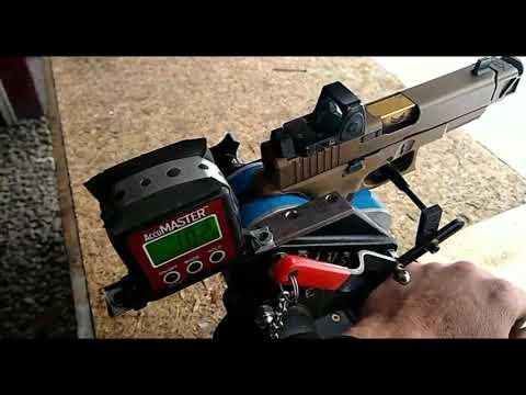 PMM Glock 19x/Gen 5 JTTC Comp Testing