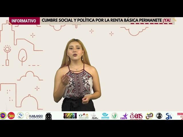 1er Informativo Cumbre Renta Básica
