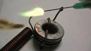 видео Плазменный сварочный аппарат своими руками открытого типа