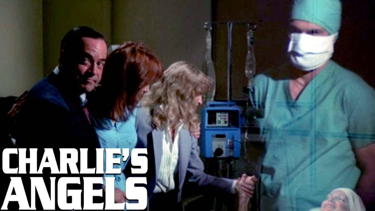 The Angels See Charlie For The First Time | Charlie's Angels