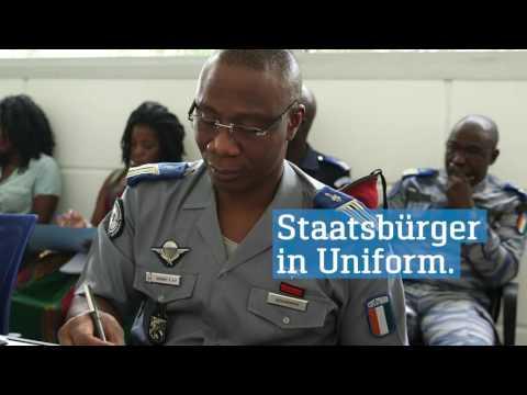 Lage.Bericht//Westafrika//Sicherheit  - Dialog mit Europa ist entscheidend