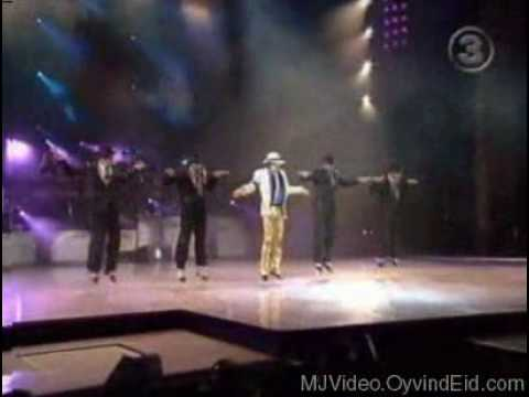Mickael Jackson - Smooth criminal (Live)