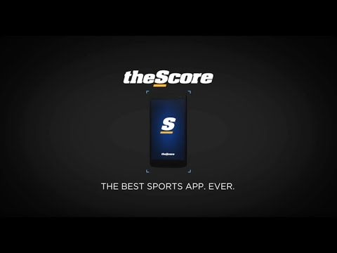 TheScore On Android   The Best Sports App  Ever