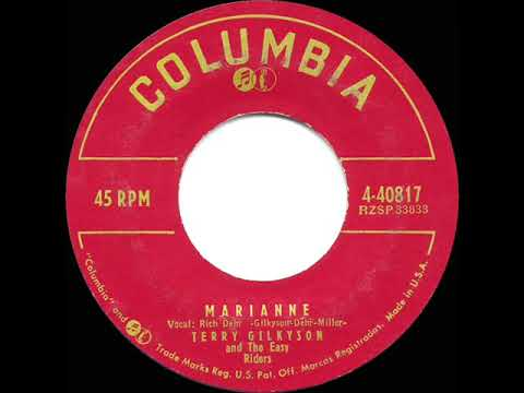Download 1957 HITS ARCHIVE: Marianne - Terry Gilkyson & The Easy Riders