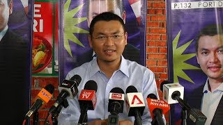 Saiful claims nobody backing him as he faces Anwar's 'army' in PD polls