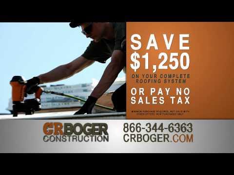 C&R Boger Roofing Commercial - 30 sec