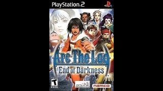 PS2 - Arc the Lad: End of Darkness First 18 Minutes @1080p
