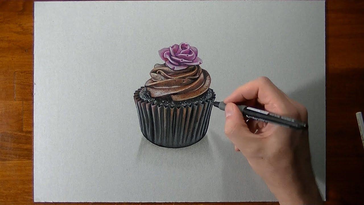 Drawings Easy Cake