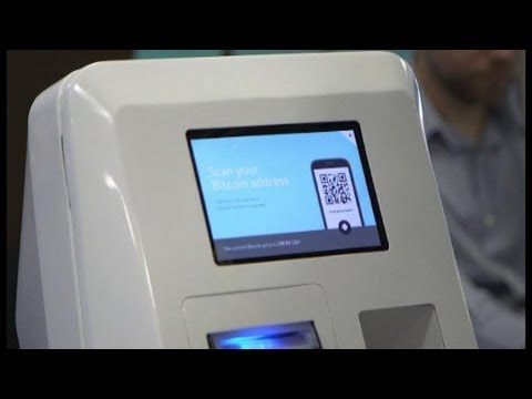 Introducing The World's First Bitcoin ATM