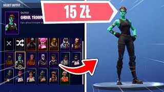 😱 OPENING ACCOUNT WITH ALLEGRO FOR 15 ZŁ 😎 OVER 100 SKINS! 🤩 MEGA ACCOUNT 🤑 CONTEST! Fortnite