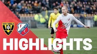 HIGHLIGHTS | VVV-Venlo vs. FC Utrecht