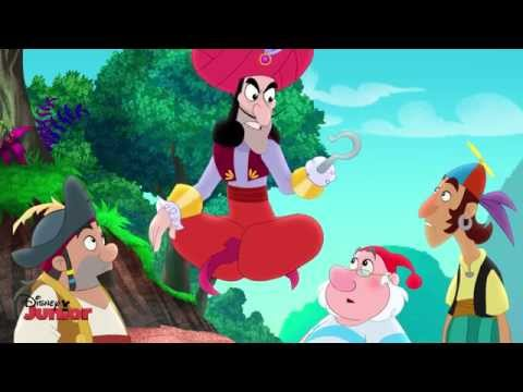 Jake and the Never Land Pirates | Hook the Genie | Disney Junior UK