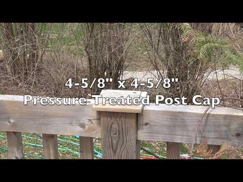 DIY Deck Part 13 - Final Details