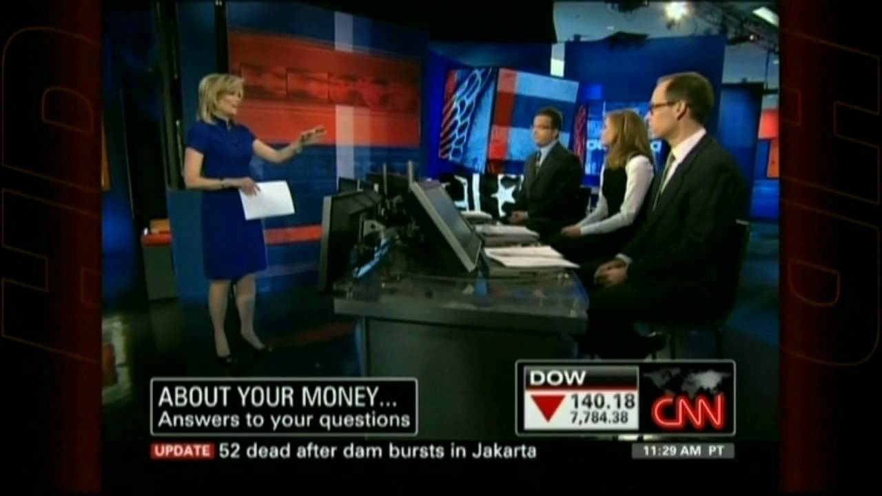 Doug Flynn Cfp On Cnns Help Desk With Gerri Willis During Cnn