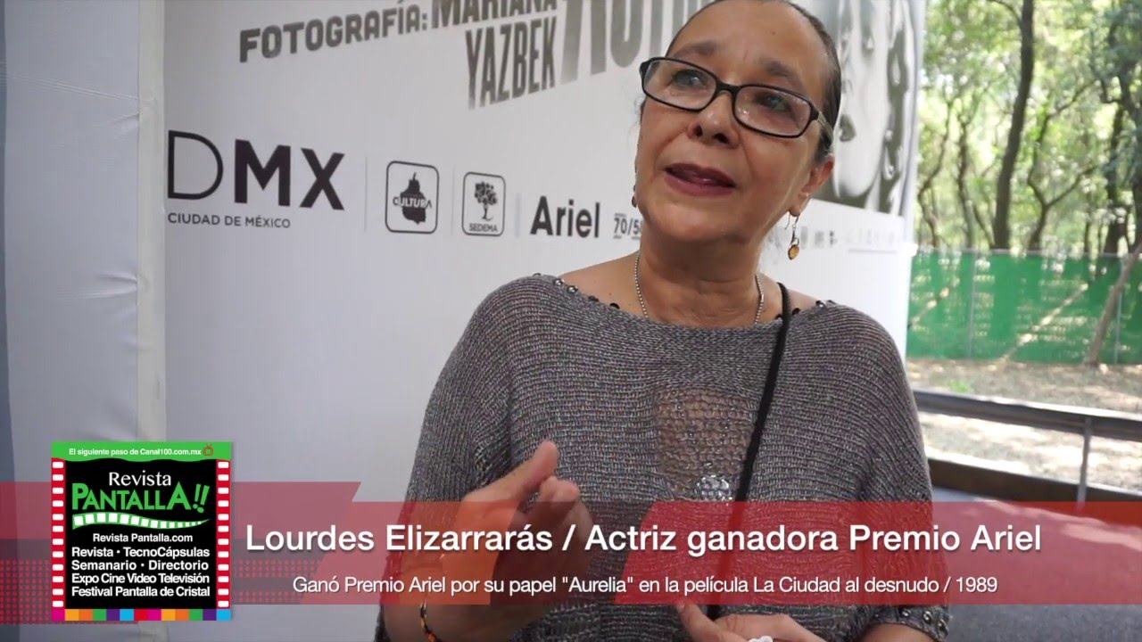 Lourdes Elizarraras Nude Photos 16