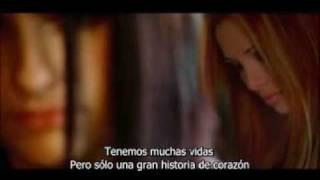 (Subs Español) | Laura Pausini & Helene Segara - On N'Oublie Jamais Rien, On Vit Avec