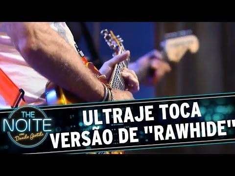 The Noite (16/10/15) - Ultraje Toca Versão De