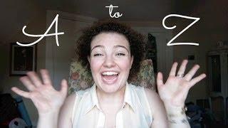 A to Z Bookish Survey! Thumbnail