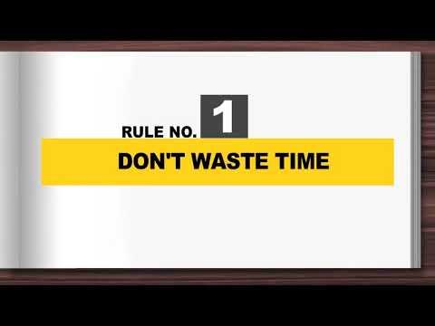 संदीप महेश्वरी सफलता के 10 नियम top10 rules for success