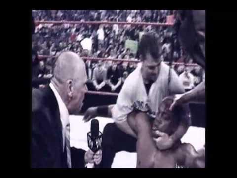 Bobby Lashley vs Mr McMahon Shane and Umaga promo