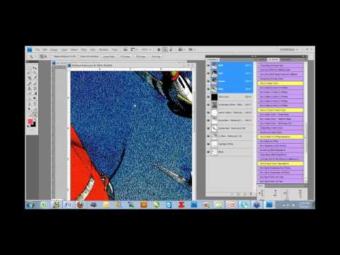 Creating High-End Color Separations with Scott Fresener