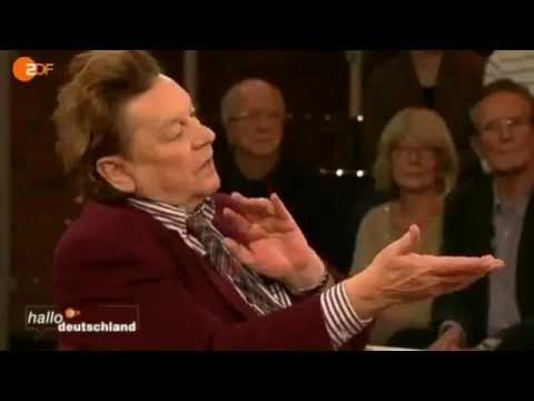 Helmut Berger mischt Markus Lanz auf