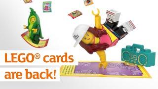 LEGO® cards are back | Sainsbury's