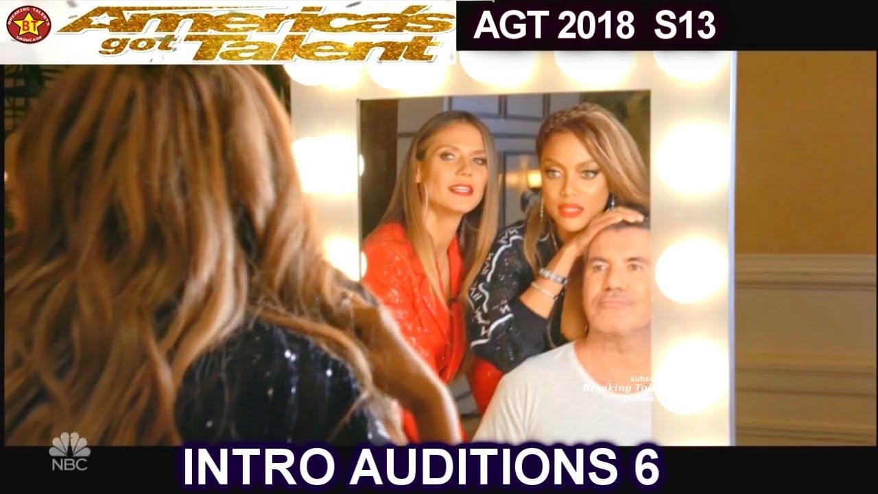 Download INTRO America's Got Talent 2018 Episode 6 &Behind the Scene AGT Season 13 S13E6