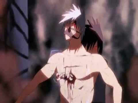 Sasuke kill Kakashi - YouTube