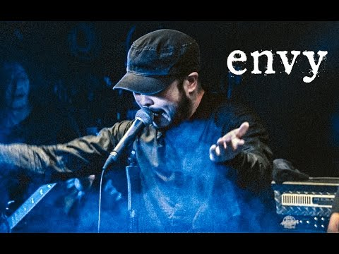 Envy - Live in Hong Kong @ Hidden Agenda 20151215 (full set)