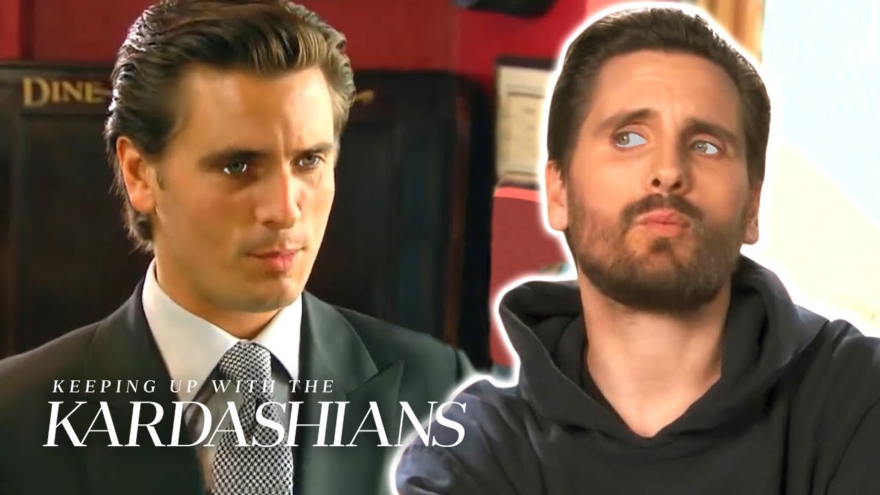 """Which """"KUWTK"""" Character Are You?: Scott Disick Edition 