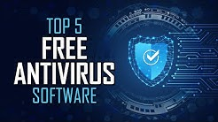 Top 5 Best FREE ANTIVIRUS Software (2019)