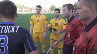 Inside Gameday: NKU Men's Soccer vs. Kentucky 8/23/16