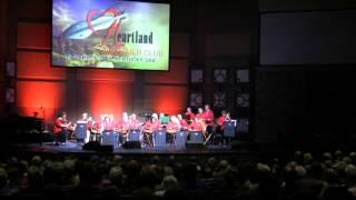 Heartland Dulcimer  Stephen Foster Medley 2015