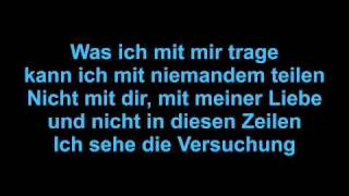 Broilers - Meine Sache with Lyrics (on Screen)