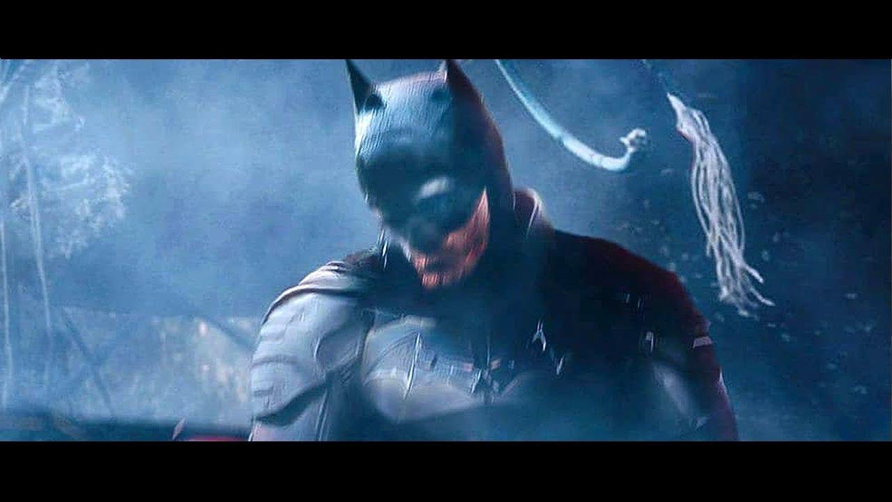Batman Teaser Trailer 2021 - Batman Unburied Breakdown and Easter Eggs