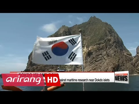 Seoul dismisses Japan's protest against maritime research near Dokdo