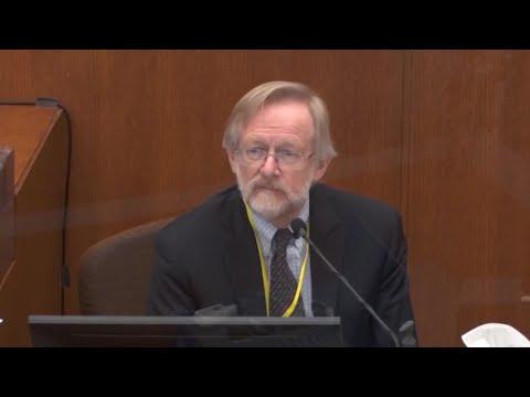 Floyd's carbon monoxide level within normal range, expert says
