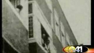 Video donde aparece la dolescente Anna Frank