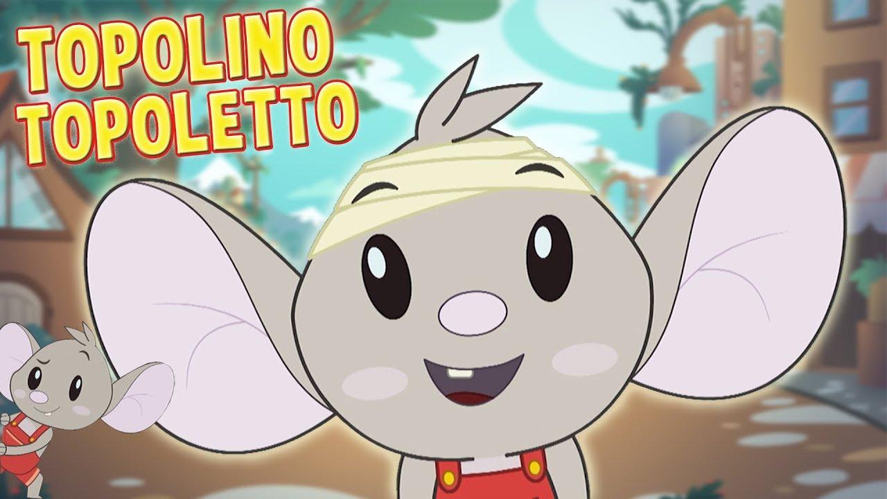 Topolino topoletto filastrocca per bambini canzoni per bambini