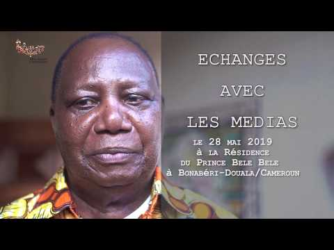 Hommage au Pr Théophile Obenga: Echanges Avec Les Medias | 28 Mai 2019
