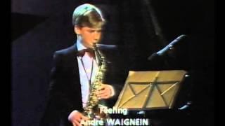 Stéphane Steeman - Rhonny Ventat - 2eme gala de la sabam 1985