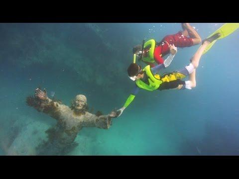 Family Snorkeling in Key Largo