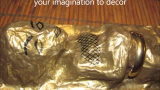 How to make an Egyptian Sarcophagus