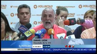 Emisión Meridiana El Noticiero Televen - Viernes 21-04-2017