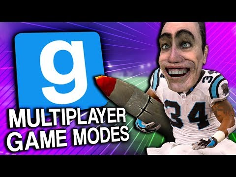 The 7 Best Garry's Mod Multiplayer Game Modes