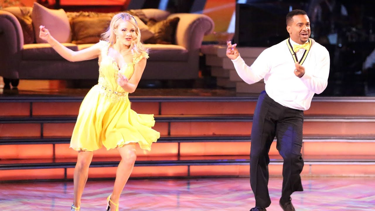 Iman Shumpert Scores 40/40 in Epic 'Us' Dancing With the Stars ...