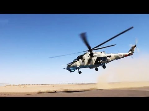 Libya: Khalifa Haftar's LNA claims to have full control of airspace